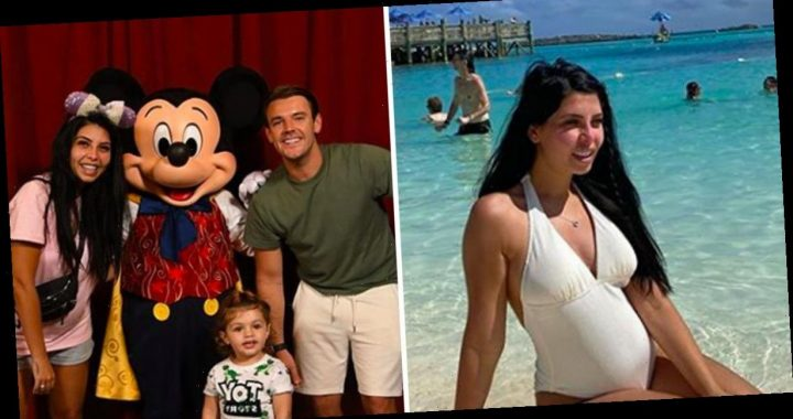 Pregnant Cara De La Hoyde hits back after being branded 'irresponsible' for going to Disney amid coronavirus