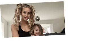 Ferne McCann opens up on self-isolation struggles as daughter Sunday 'refuses' to get changed