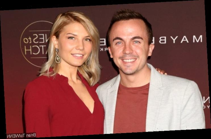 Frankie Muniz Spills Memorable Wedding Moment Involved Decorations Going Up in Flames
