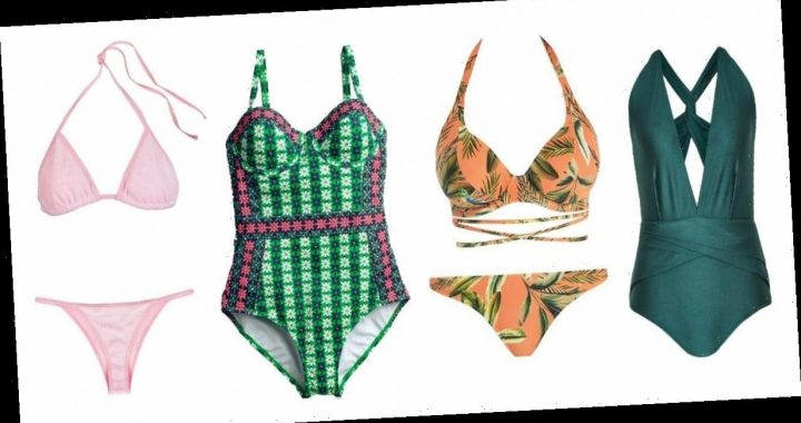 Best bikinis: our favourite swimwear ahead of the hot bank holiday weekend in your garden