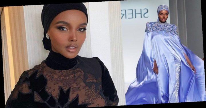 Halima Aden Will Star in amfAR and Carine Roitfeld's Virtual CR Runway Show
