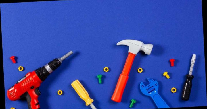 Safe Toy Tool Sets To Entertain Your Little Builder