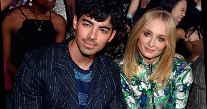 Sophie Turner trolls Joe Jonas for wearing jeans at home: 'Are you a psychopath?'