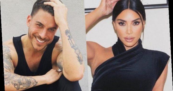 Kim Kardashian's Fans Drag Jax Taylor for Throwing Shade at Her Quarantine Update