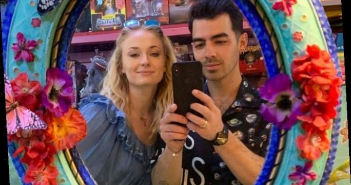 Joe Jonas Reveals Which Jonas Brothers Song Reminds Him of His Wedding Vow to Sophie Turner
