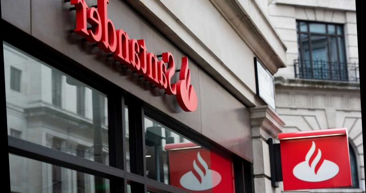 Santander to cut interest rates on 123 accounts for the second time in a year