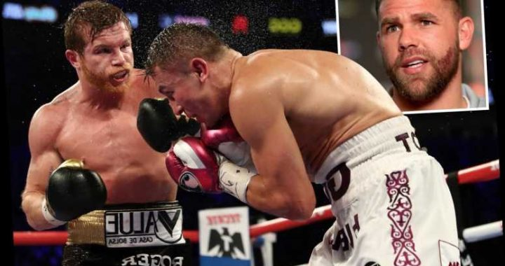 Canelo Alvarez planning to fight twice this year with Saunders lined up in September and Golovkin trilogy in December – The Sun