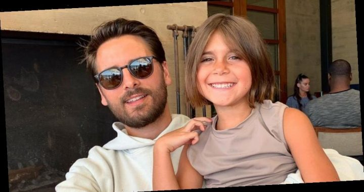 Scott Disick Enjoys 'Pool Day' With Daughter Penelope After Rehab Drama
