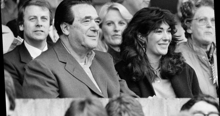 The story of Robert Maxwell: Ghislaine's disgraced media-mogul dad