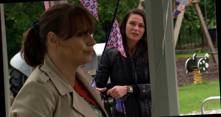 Emmerdale's Lydia Dingle caught shouting at Sam by a shocked Chas Dingle
