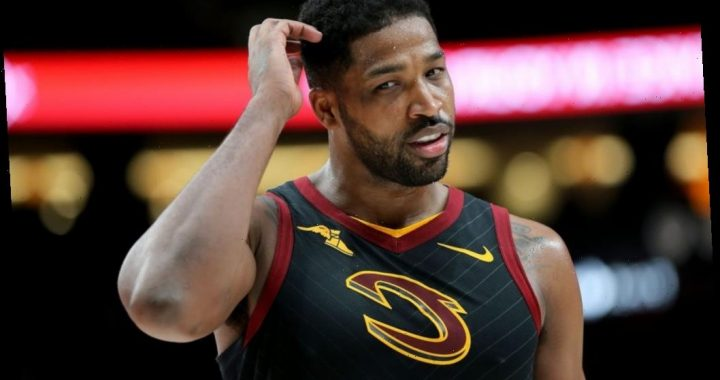 Tristan Thompson Got a New Hairstyle and Fans Are Trolling Him for It: 'It's Giving Me R. Kelly Vibes'