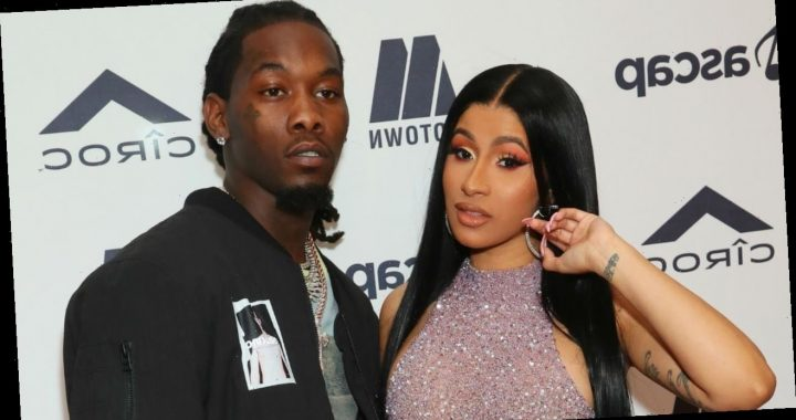 Cardi B Reacts to Offset Buying Kulture a Birkin Bag for 2nd Birthday