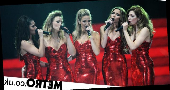 Cheryl leads well wishes as Girls Aloud's Sarah Harding confirms cancer