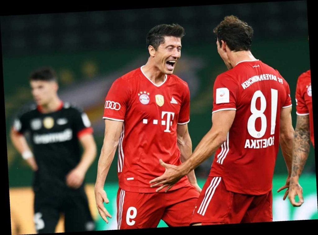 Barcelona vs Bayern Munich FREE: Live stream, TV channel ...