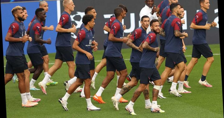 PSG announce positive coronavirus test at their training ground just 24 hours before Atalanta clash in Champions League