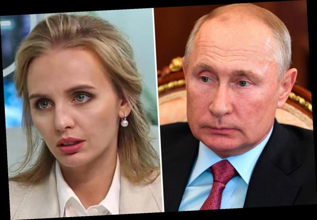 How many children does Russian President Vladimir Putin ...