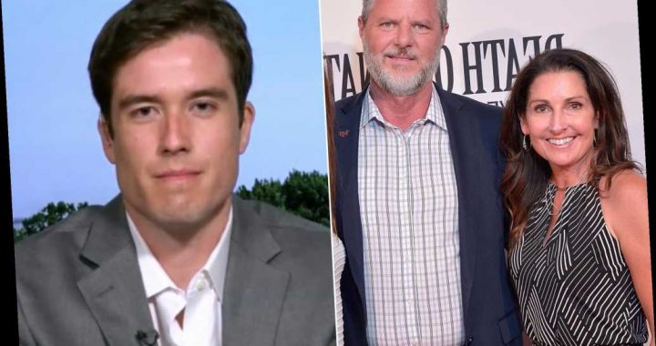 Pool boy claims Jerry Falwell Jr. told him to 'go for it' with wife Becki