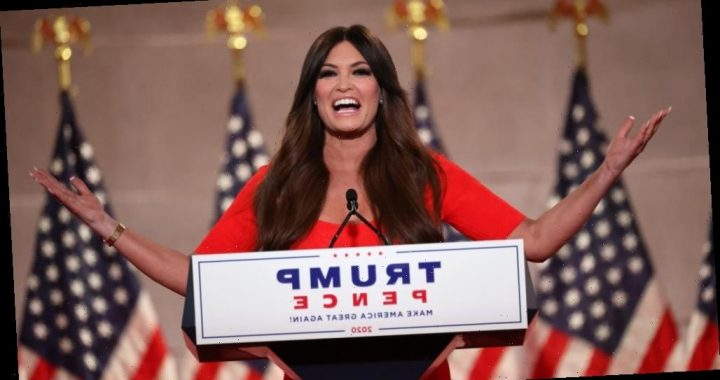 Why everyone's talking about Kimberly Guilfoyle's RNC speech