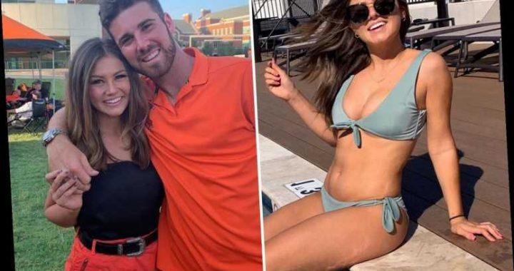Who is Matthew Wolff's girlfriend Kim Lloyd and when did golfer start dating her?