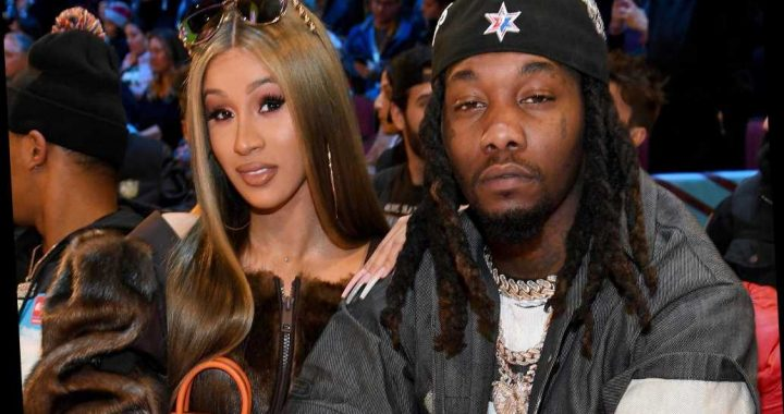 Cardi B set to amend divorce filing to share custody of daughter Kulture with Offset