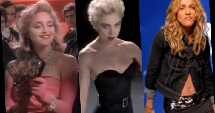 The REAL Story Behind Madonna's Ten Most Iconic Music Videos!