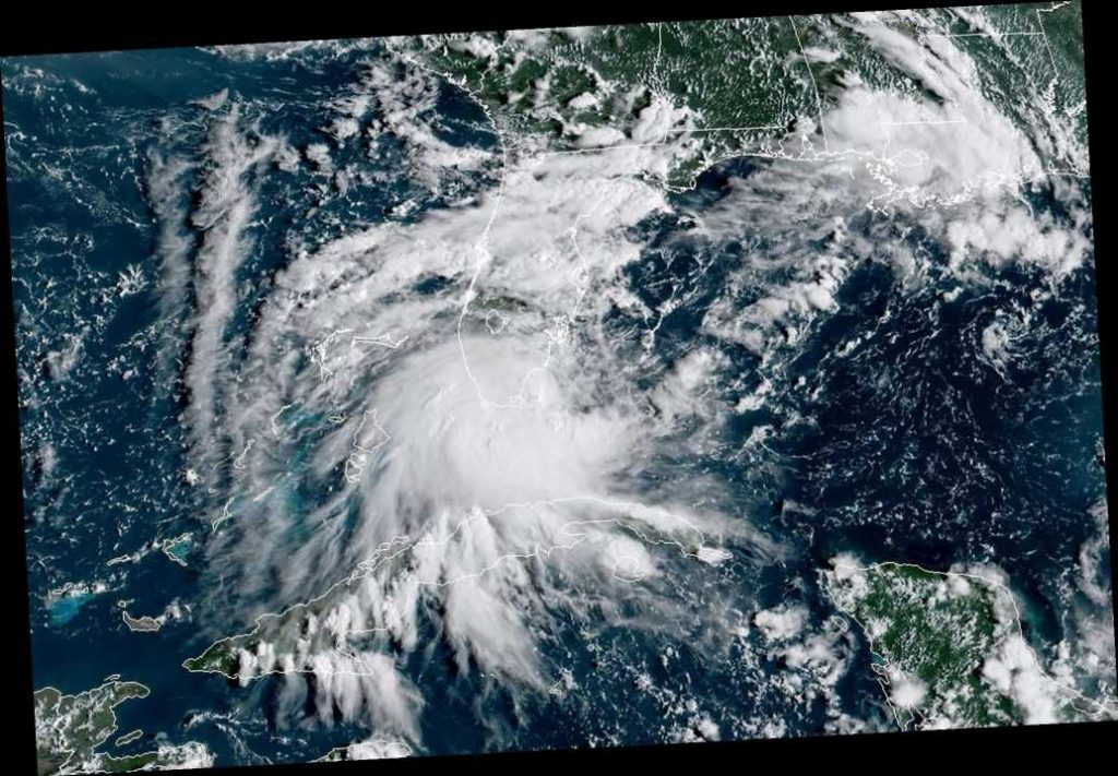 Tropical Storm Sally forms off Florida's Gulf Coast, may ...Hurricane Sally