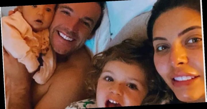 Cara De La Hoyde urges fans to 'love our bodies' as she proudly posts underwear snap after daughter's birth