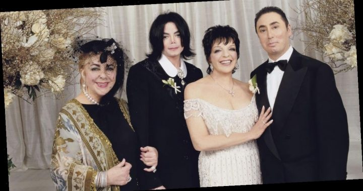 Take a look back Liza Minnelli's wedding with special guests Michael Jackson, Martine McCutcheon and Donald Trump