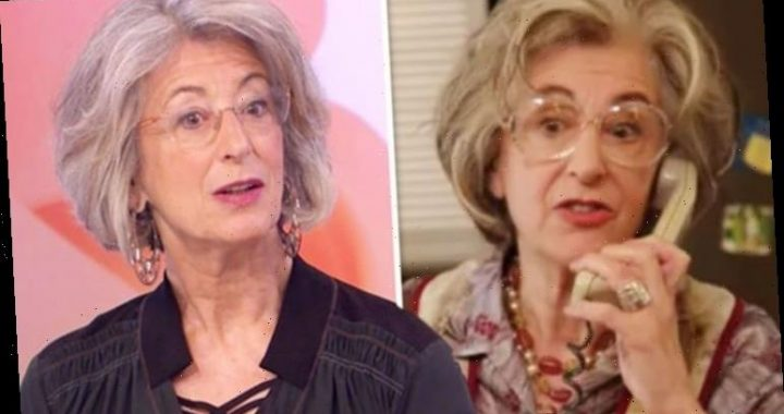 Maureen Lipman admits 'hissy fit' over much-loved BT adverts after being 'stereotyped'