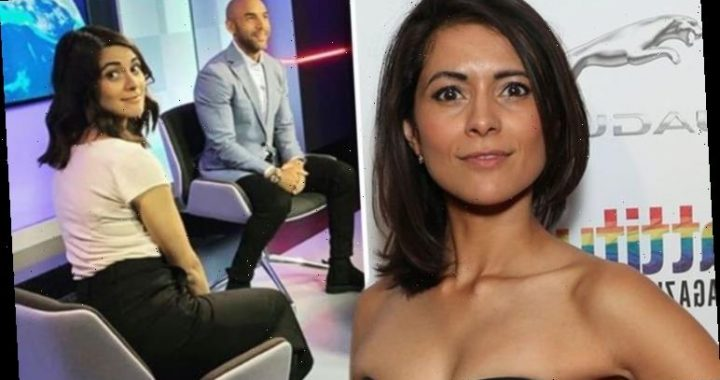 Lucy Verasamy addresses new move with GMB stars 'We're rarely in the same room together'