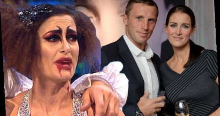 Kirsty Gallacher claims her hatred of fancy dress could be behind split from husband Paul
