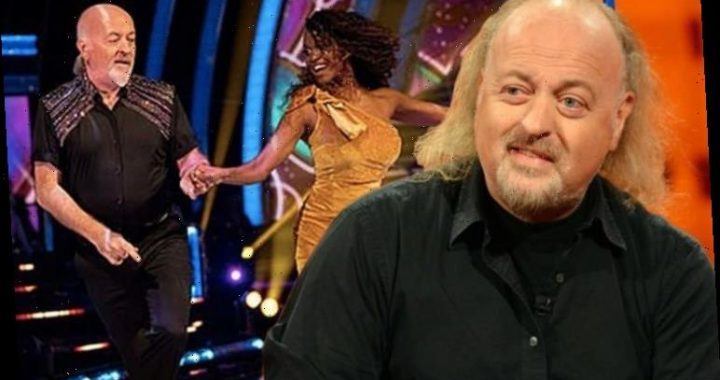 Bill Bailey details bubble with wife and Strictly 2020 partner Oti Mabuse 'Quite cosy!'