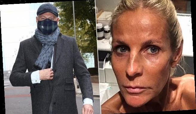 Ulrika Jonsson, 53, shares naked bathroom selfie