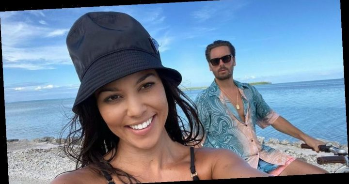 Kourtney Kardashian Would Be 'Very Private' If She Got Back With Scott