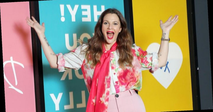 Drew Barrymore Celebrates the Launch of Flower Beauty at CVS!