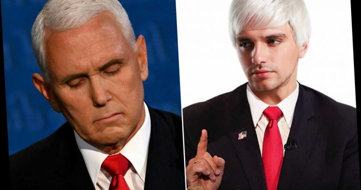 Mike Pence's fly from VP debate is now a Halloween costume