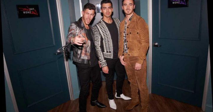 Jonas Brothers ready for the holidays with new song 'I Need You Christmas'