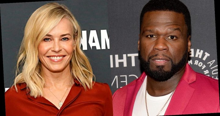 Chelsea Handler says 50 Cent was 'screwing around' when he declared support for Trump, now backs Biden
