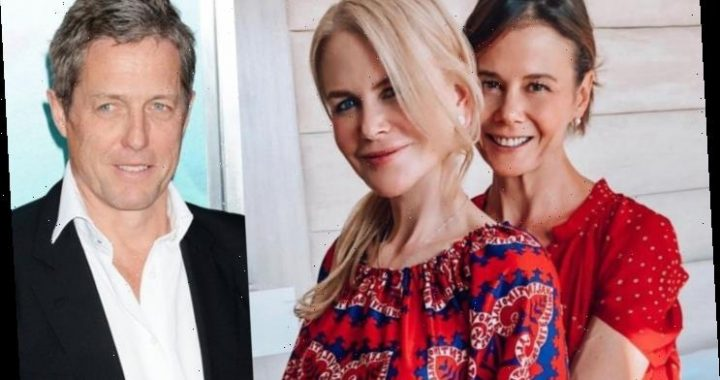 Nicole Kidman's Secret Language With Sister Left Hugh Grant Captivated