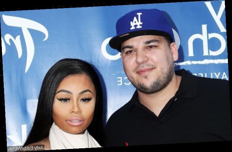 Blac Chyna and Rob Kardashian Finalizing Custody over Dream
