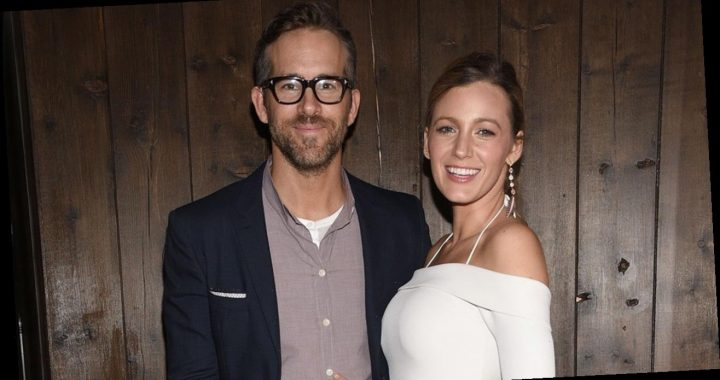Blake Lively Cheers on Ryan Reynolds for Being a First-Time Voter