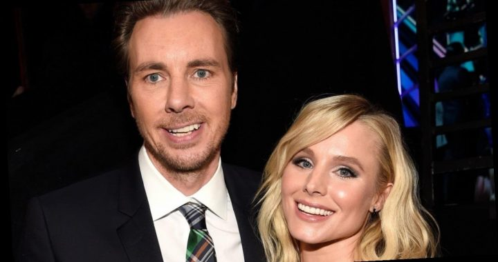 Kristen Bell Celebrates Wedding Anniversary With Dax Shepard: PIC
