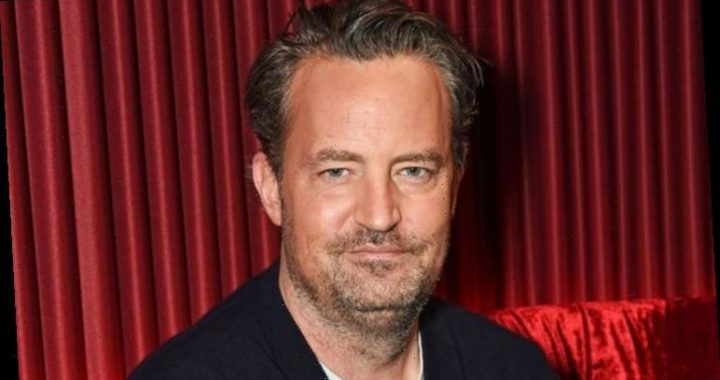 Friends star Matthew Perry gets engaged to 'the greatest woman on the planet'