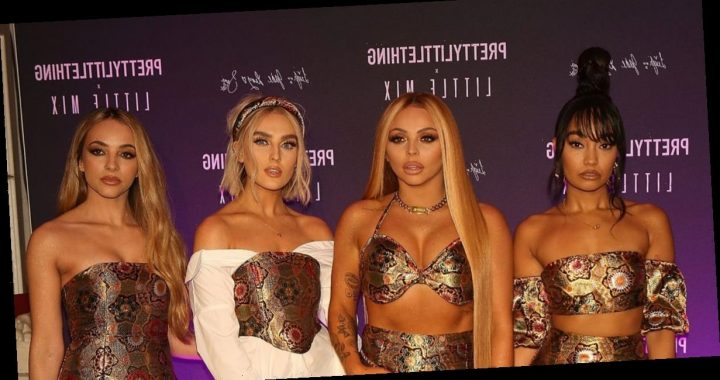 Little Mix make secret plans to go solo next year after Jesy takes a break