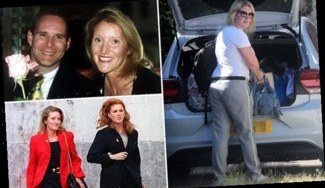 Sarah Ferguson's killer ex-dresser has job stacking Morrisons shelves