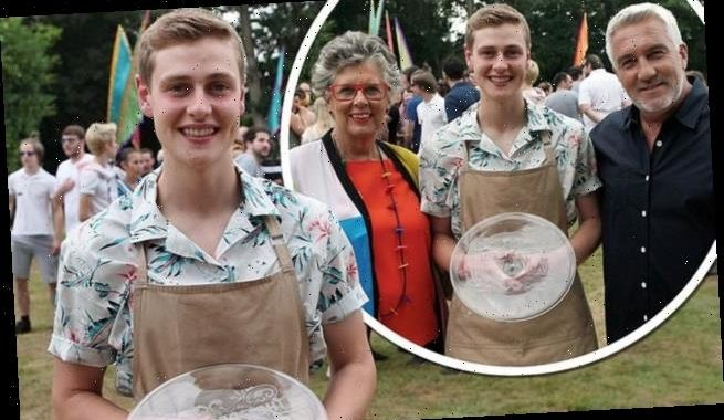 Great British Bake Off 2020 FINAL: Peter, 20, is the WINNER