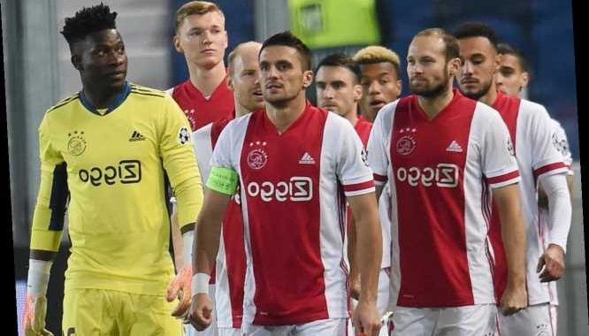Ajax hit by 11 positive coronavirus cases just 24 hours before Champions League clash against FC Midtjylland