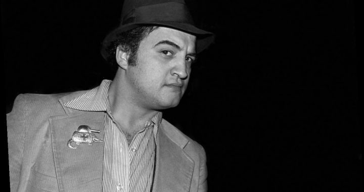 John Belushi Said Martha's Vineyard Was the One Place 'Where I like being me'