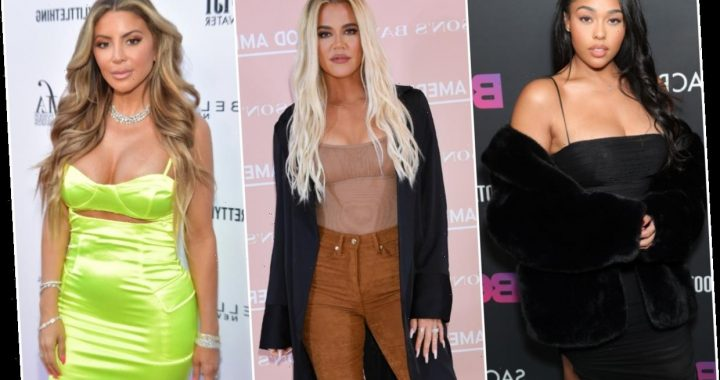 How Jordyn Woods Feels About Khloé Kardashian and Larsa Pippen's Feud