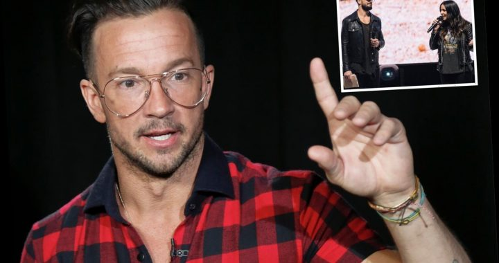 Pastor Carl Lentz goes into 'hiding' as he's 'embarrassed' after admitting to 'cheating' on his wife Laura